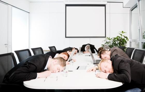 Konferenzraum - Schlafen